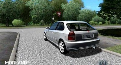 Honda Civic Type R [1.3.3], 3 photo